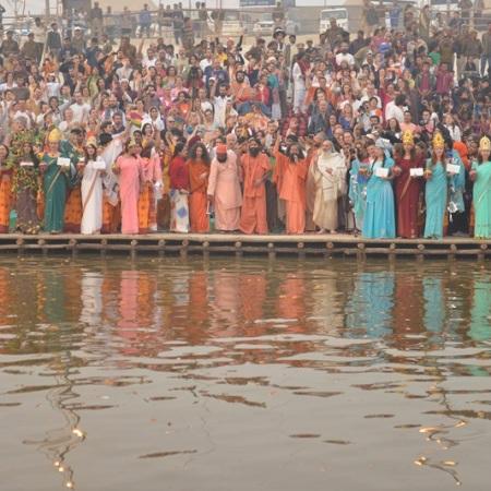 Kumbh Mela-Allahabad-India