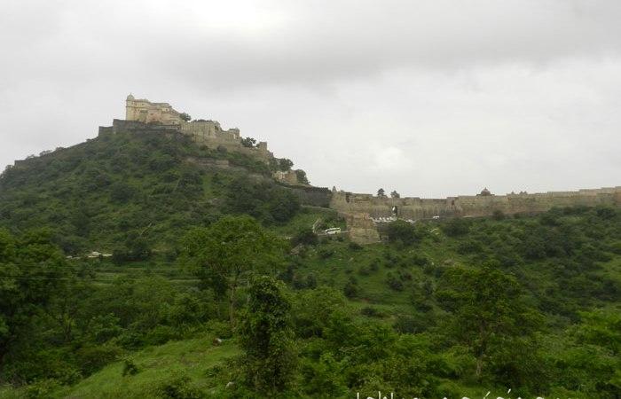 fuerte-kumbalgarh-india