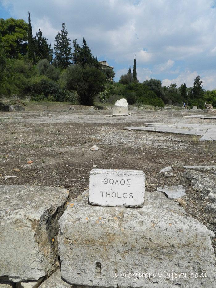Tholos-agora-Atenas