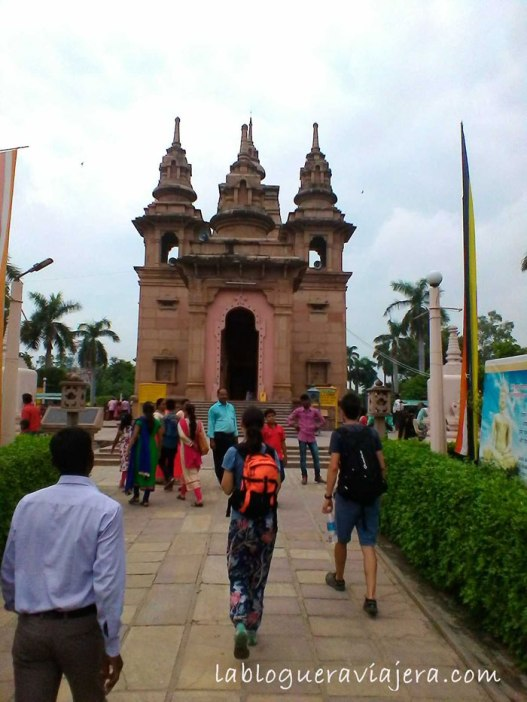 Templo-budista-Sarnat-India