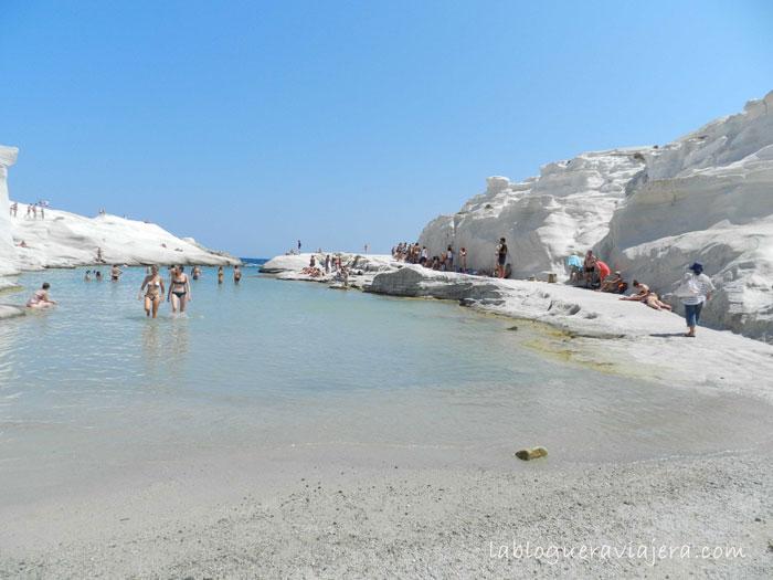 Playa-Sarakiniko-Isla-Griega-Milos