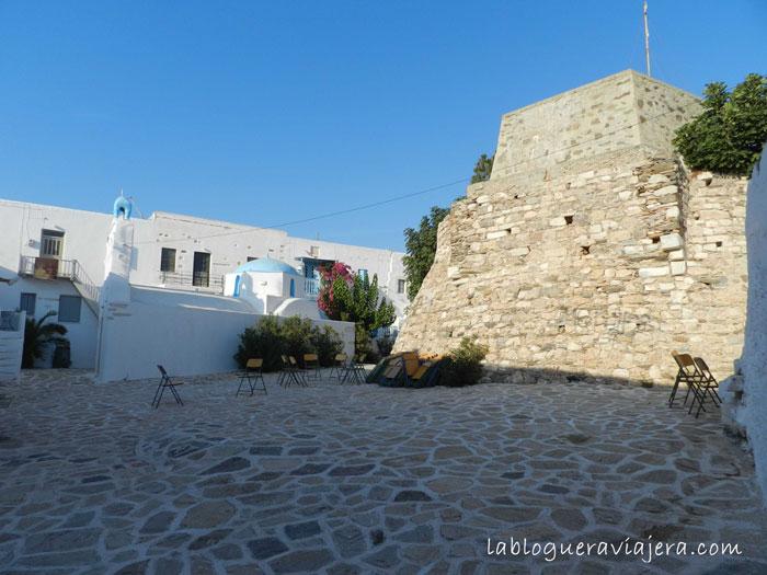 Kastro-Antiparos-grecia