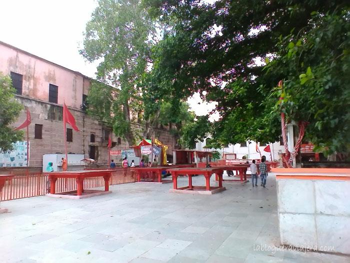Allahabad-templo-Patalpuri-India
