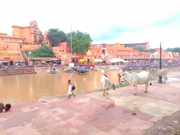 Ghats-Chitrakoot-India