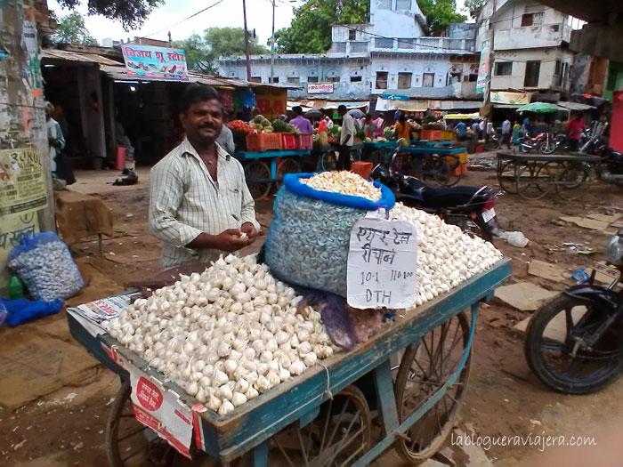 Mercado-Chitrakoot-India