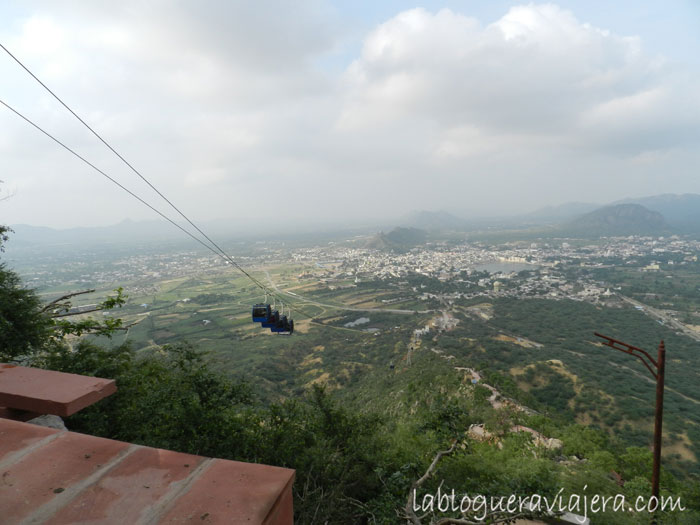 templo-Savitri-Mata-Pushkar-India
