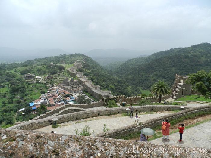 Fuerte-kumbhalgarh-Rajastan-India