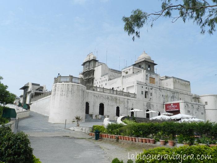 udaipur-Palacio-Monzon-India
