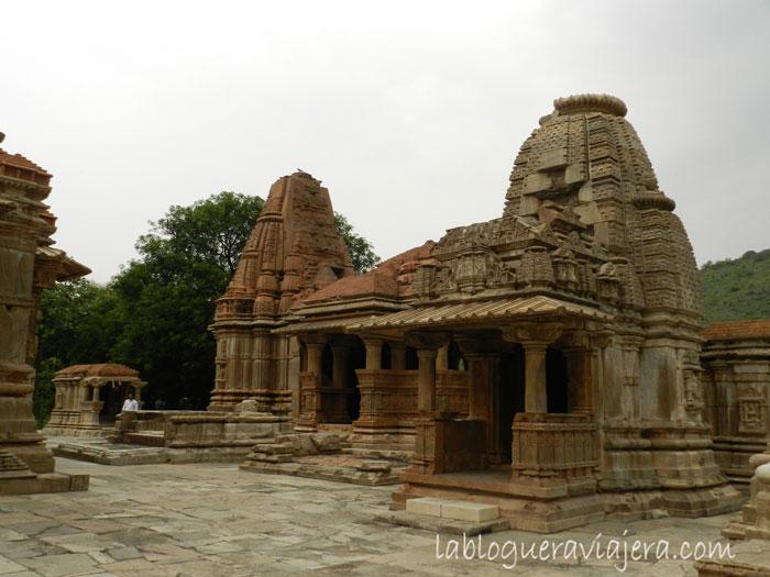 udaipur-Templo-Nagda-India