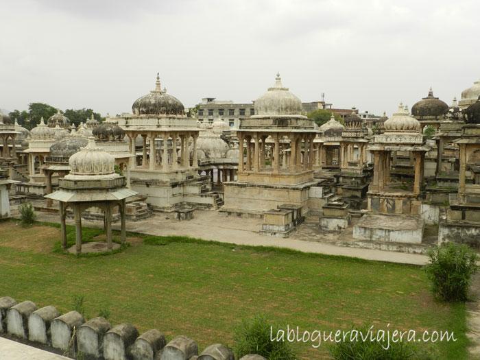 udaipur-Cenotafios-Ahar-India