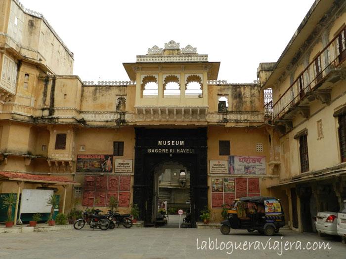 udaipur-Bagore-ki-haveli-India