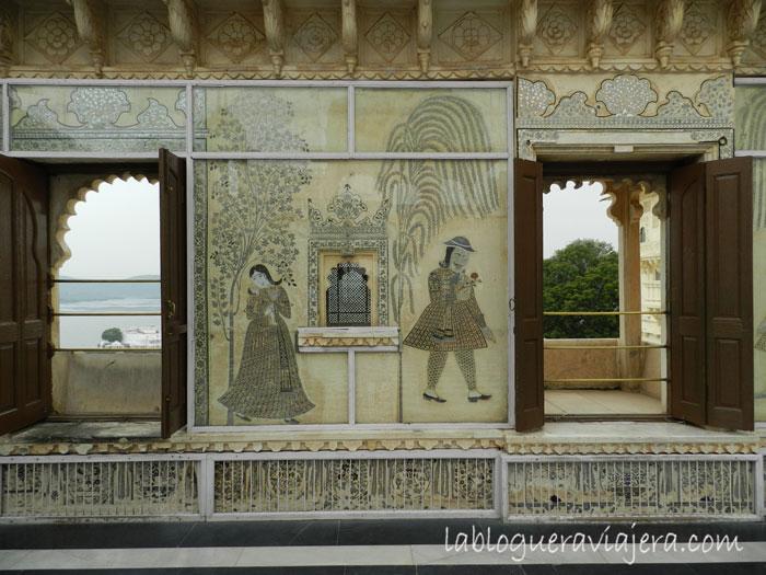 Palacio-Udaipur-Rajastan-India