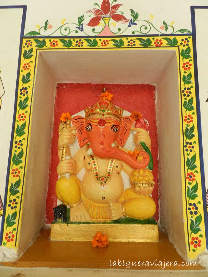 Dios-Ganesh-elefante-India