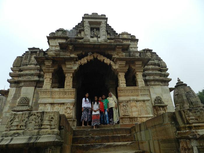 Templo-Kumbha-Shyam-Chittorgarh
