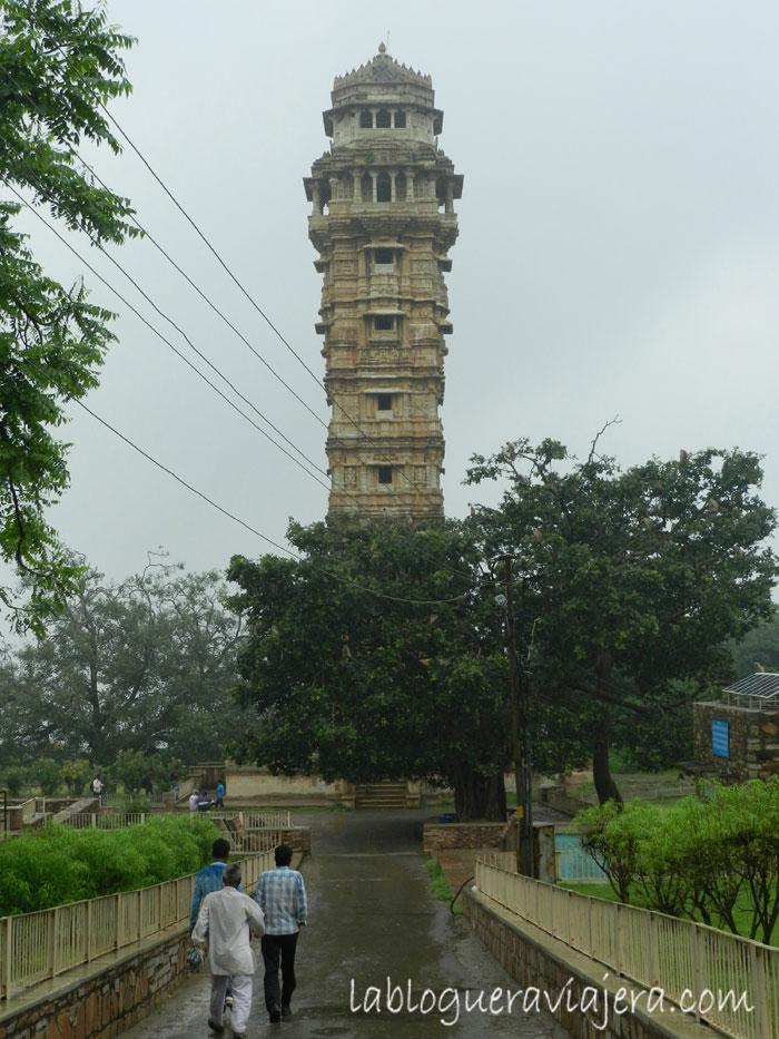 Torre-Victoria-Fuerte-Chittorgarh