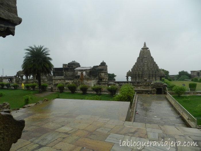 Templo-Samidheshwar-Fuerte-Chittorgarh