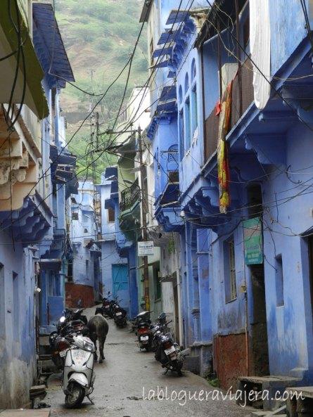 bundi-india-azul