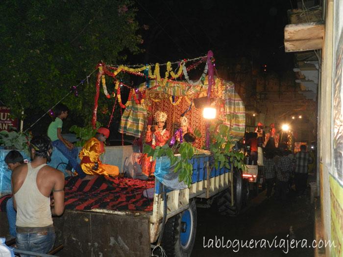 Festival-kalji-Teej-Bundi-India