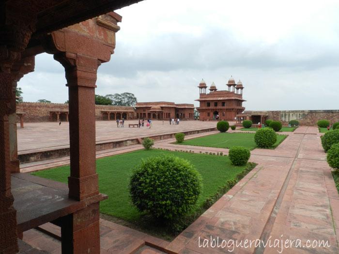 Fatehpur-Sikri-India