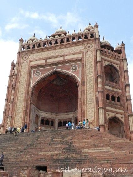 Mezquita-Fatehpur-Sikri-India