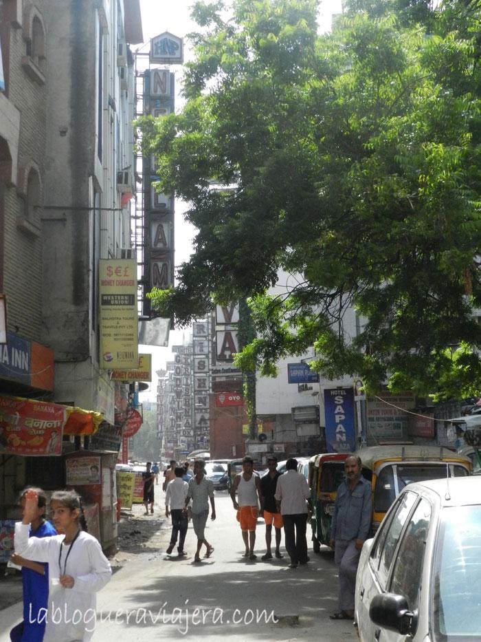 Delhi-paharganj-arakashan-Road