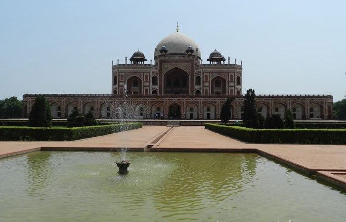 Tumba-Humayun-Delhi-india