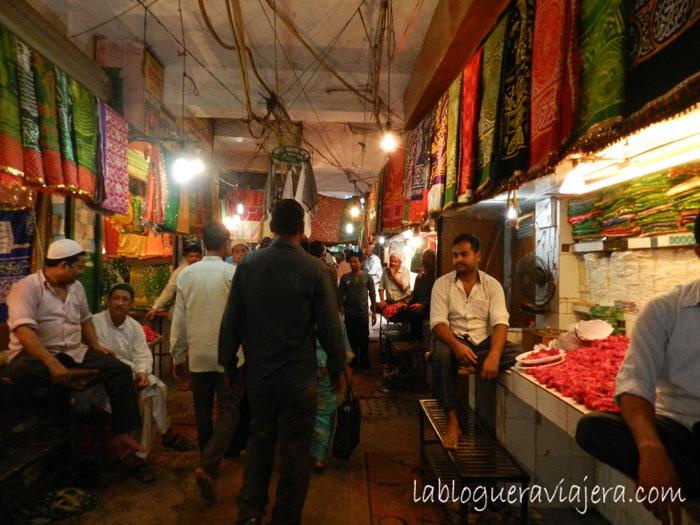 Bazar-Nueva-Delhi-India