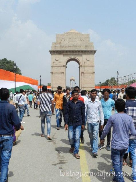 Puerta-India-Nueva-Delhi