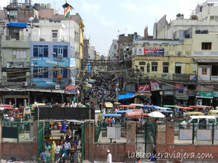 Bazar-Old-Delhi-India