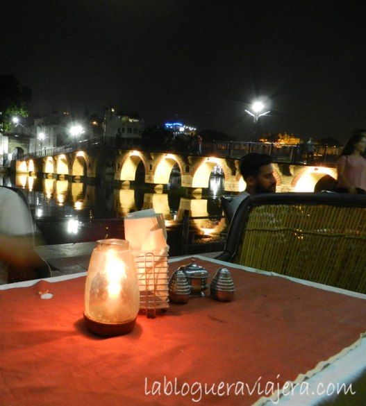 Restaurante-Jasmin-Udaipur. India