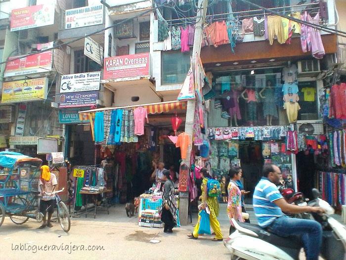 Paharganj-Delhi-India