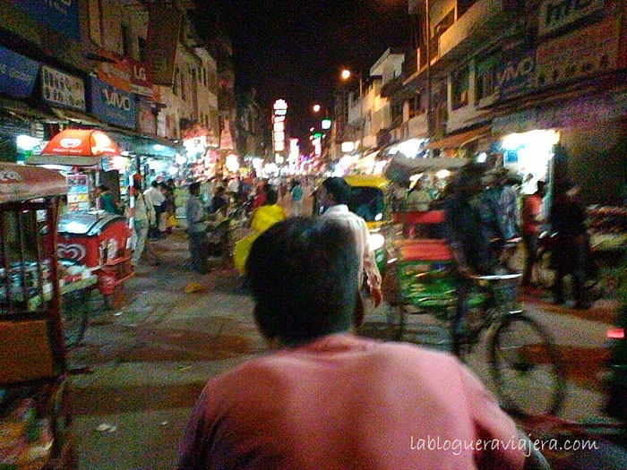 Main Bazaar-Paharganj-Delhi