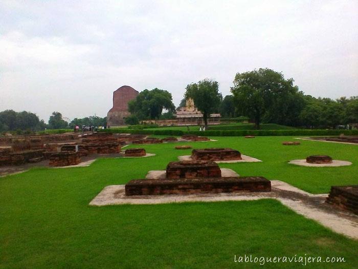 Estupa-Sarnat-benares-India