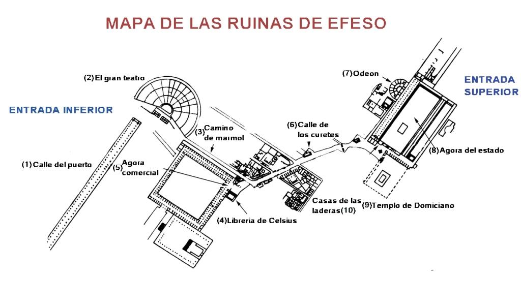 mapa-ruinas-efeso-romanas-selcuk-turquia