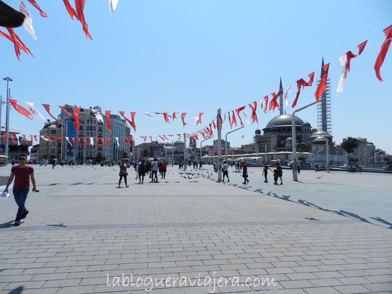 Plaza-Taksim-Estambul-Turquia