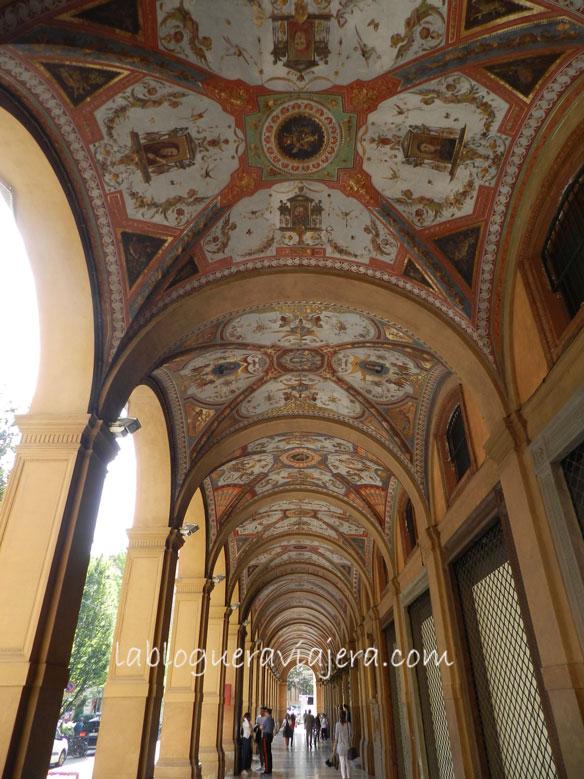 Porticos-Bolonia-Italia