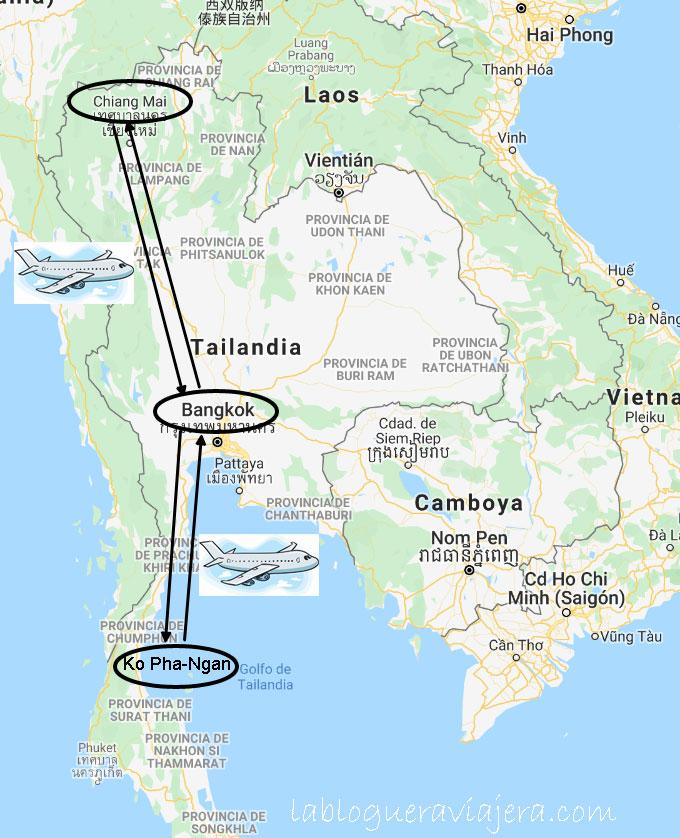ruta-viaje-tailandia