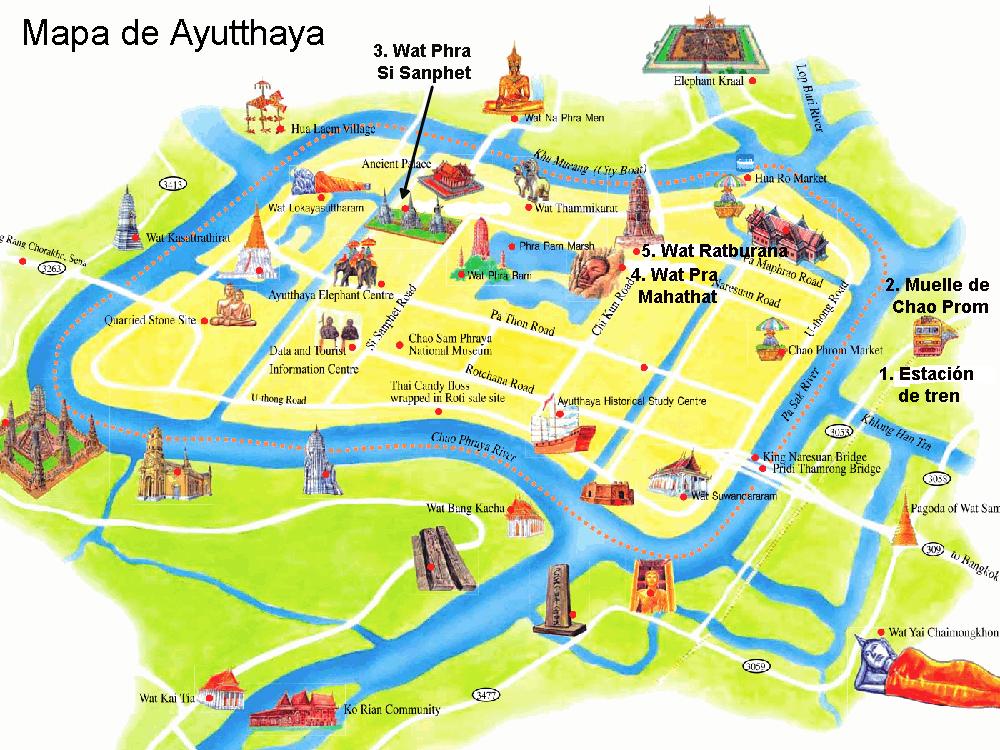 mapa-ayutthaya-informacion-practica