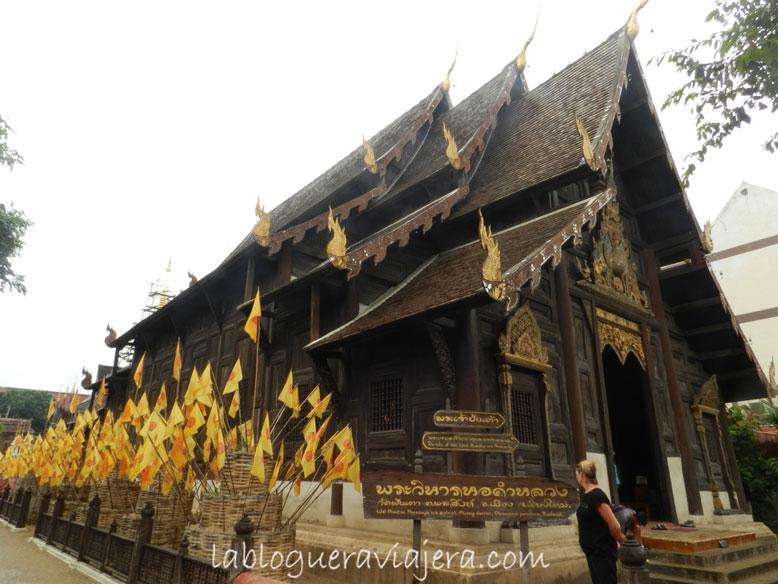 Wat-Phan-Tao-Chiang-Mai-Tailandia