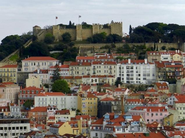 Castillo-San-Jorge-Lisboa-Portugal