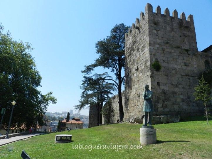 Oporto-portugal-muralla