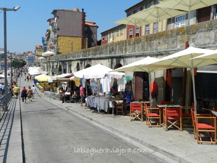 Oporto-portugal-ribeira
