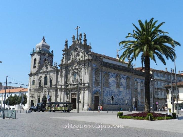 Oporto-portugal-iglesia