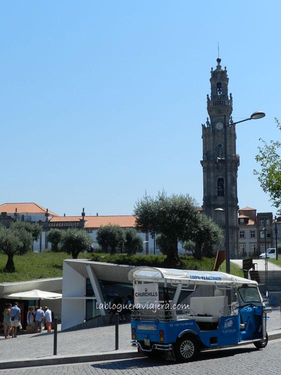 Oporto-portugal-torre