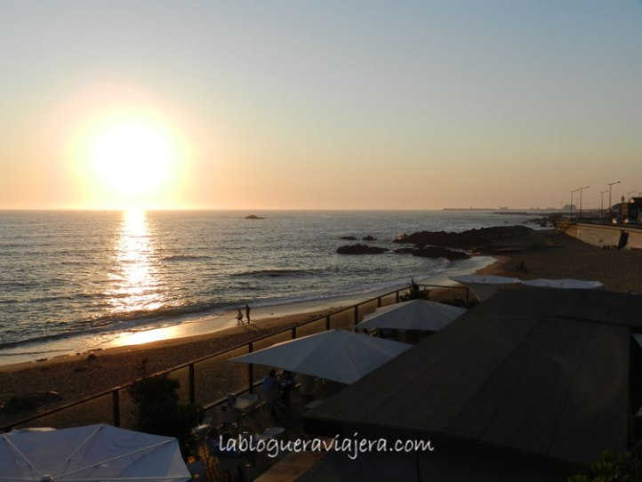 Oporto-portugal-playa