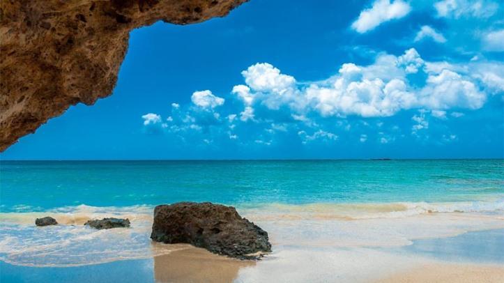 La playa Elafonisi es uno de los mejores lugares de Creta