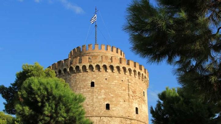 El paseo marítimo y la Torre Blanca en Salónica son dos de los mejores lugares de Grecia